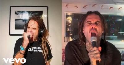 Lamb of God видали кавер на трек Bad Brains