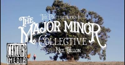 Ніл Феллон записався в пісні дуету The Picturebooks