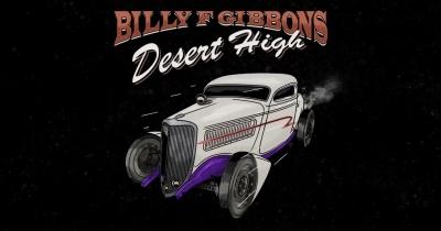 Біллі Гіббонс видав нову пісню Desert High