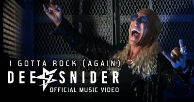 Ді Снайдер видав кліп I Gotta Rock (Again)