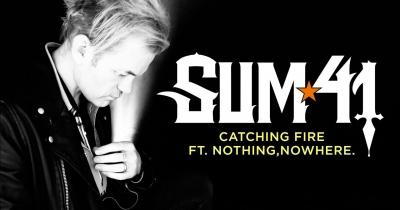 Дивіться Catching Fire від Sum 41