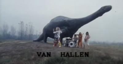 Дивіться кліп Van Halen, втрачений 40 років тому