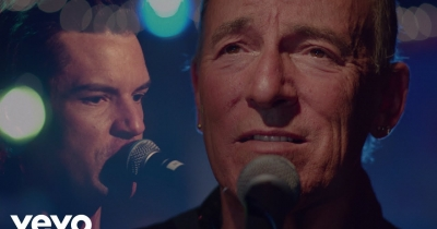 Дивіться спільне відео Брюса Спрінгстіна й The Killers
