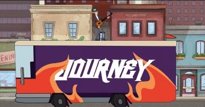 Journey видали перший сингл за 10 років