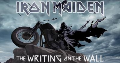 Iron Maiden видали новий кліп The Writing On The Wall