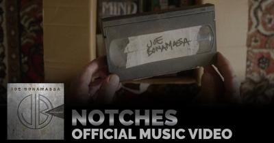 Дивіться новий кліп Джо Бонамасси