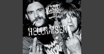 Слухайте оновлену версію Hellraiser від Оззі та Леммі