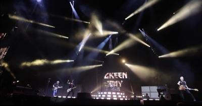 Green Day заспівали KISS