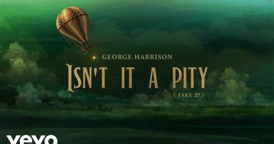 Дивіться відео до невідомої версії пісні Джорджа Харрісона Isn't It A Pity