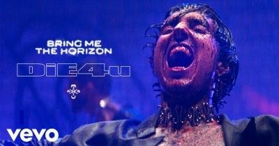 Bring Me The Horizon зняли кліп у Києві