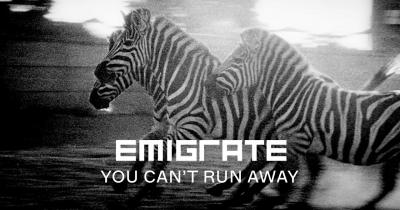 Гурт Emigrate Ріхарда Круспе видав кліп You can't run away