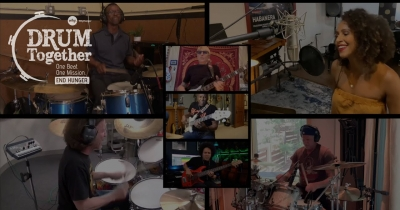 Рінго Старр і ще понад 100 музикантів записали кавер на Come Together
