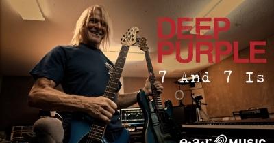 Deep Purple видали кліп 7 And 7 Is