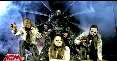Lordi видали хоррор-кліп Borderline