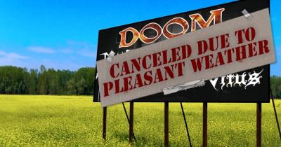 Фестиваль Dollops of Doom скасували через хорошу погоду