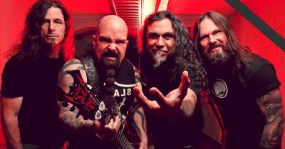 Slayer працюють над новим альбомом