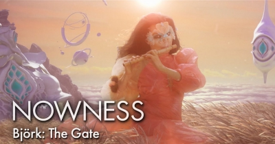 Бйорк видала нову пісню The Gate