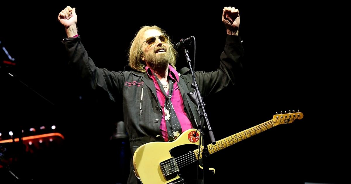 УСША помер відомий рок-музикант Том Петті