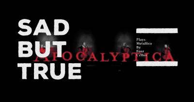 Apocalyptica видала відеокавер на Sad But True