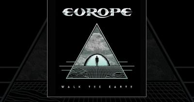 Europe випустили нову пісню — The Siege