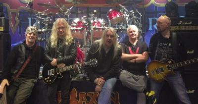 Saxon анонсували новий альбом Thunderbolt