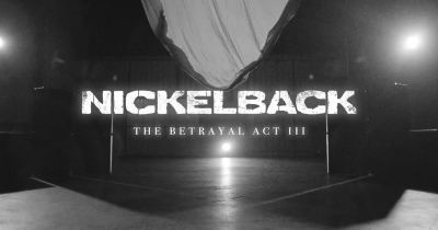 Nickelback опублікували відео The Betrayal Act III