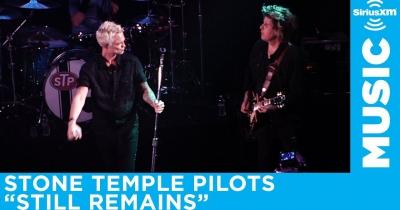 Stone Temple Pilots вперше виступили з новим вокалістом