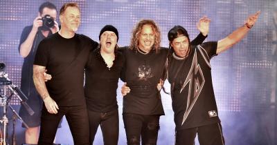 Metallica очолила щорічний чарт Billboard