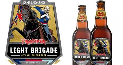 Iron Maiden випустять ель Light Brigade