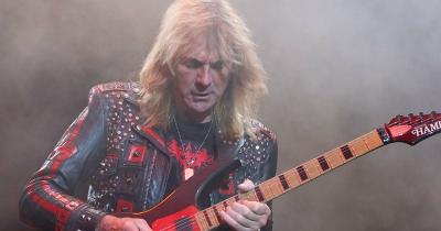 Гленн Тіптон не братиме участь в турі Judas Priest