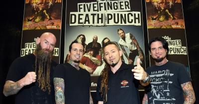 Five Finger Death Punch анонсують новий альбом