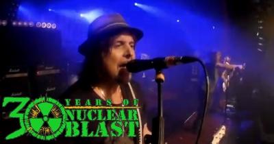 Гурт Філа Кемпбелла показав відео Silver Machine