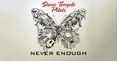 Stone Temple Pilots видали новий однойменний альбом