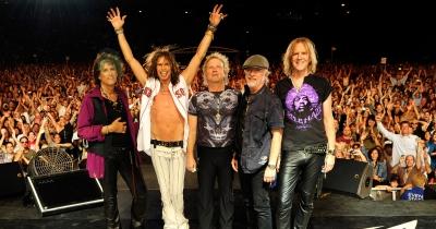 Джо Перрі розповів, як Aerosmith святкуватимуть 50-річчя