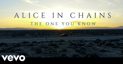 Alice In Chains видали кліп The One You Know