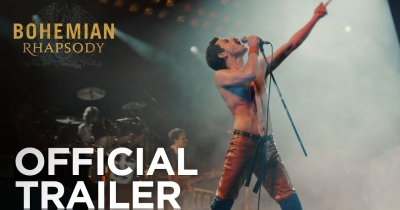 Вийшов трейлер Bohemian Rhapsody!