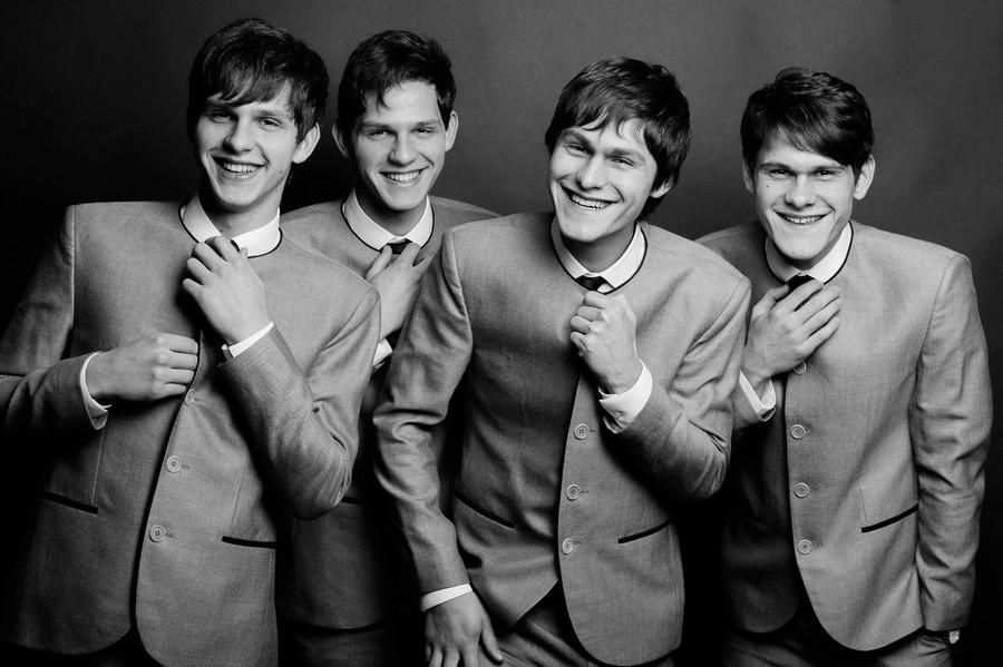 Украинско-латвийский дуэт: Мята и Маркус Рива представили совместный сингл Не відпускай